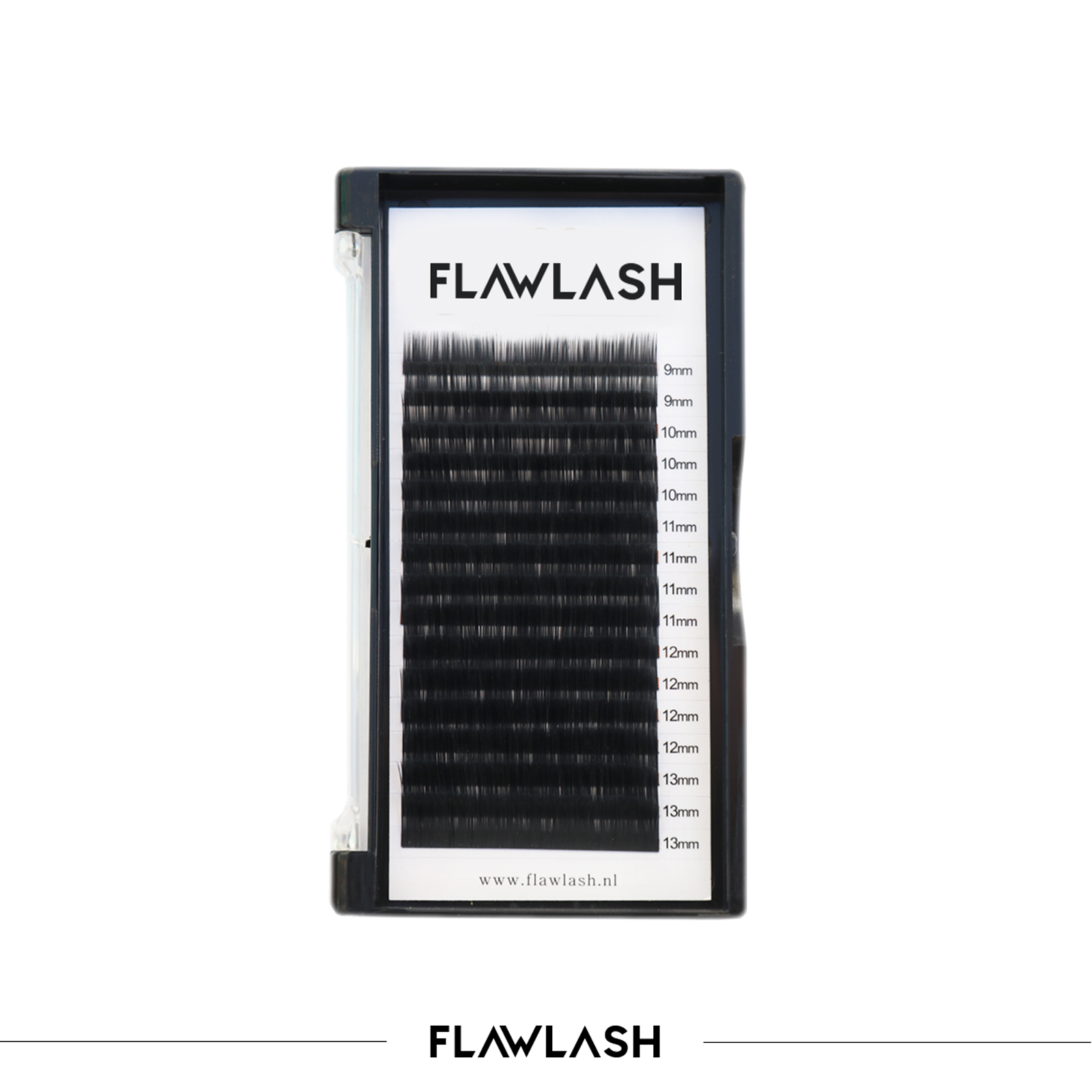 Flawlash wimperextensions | Feather Matte Lashes