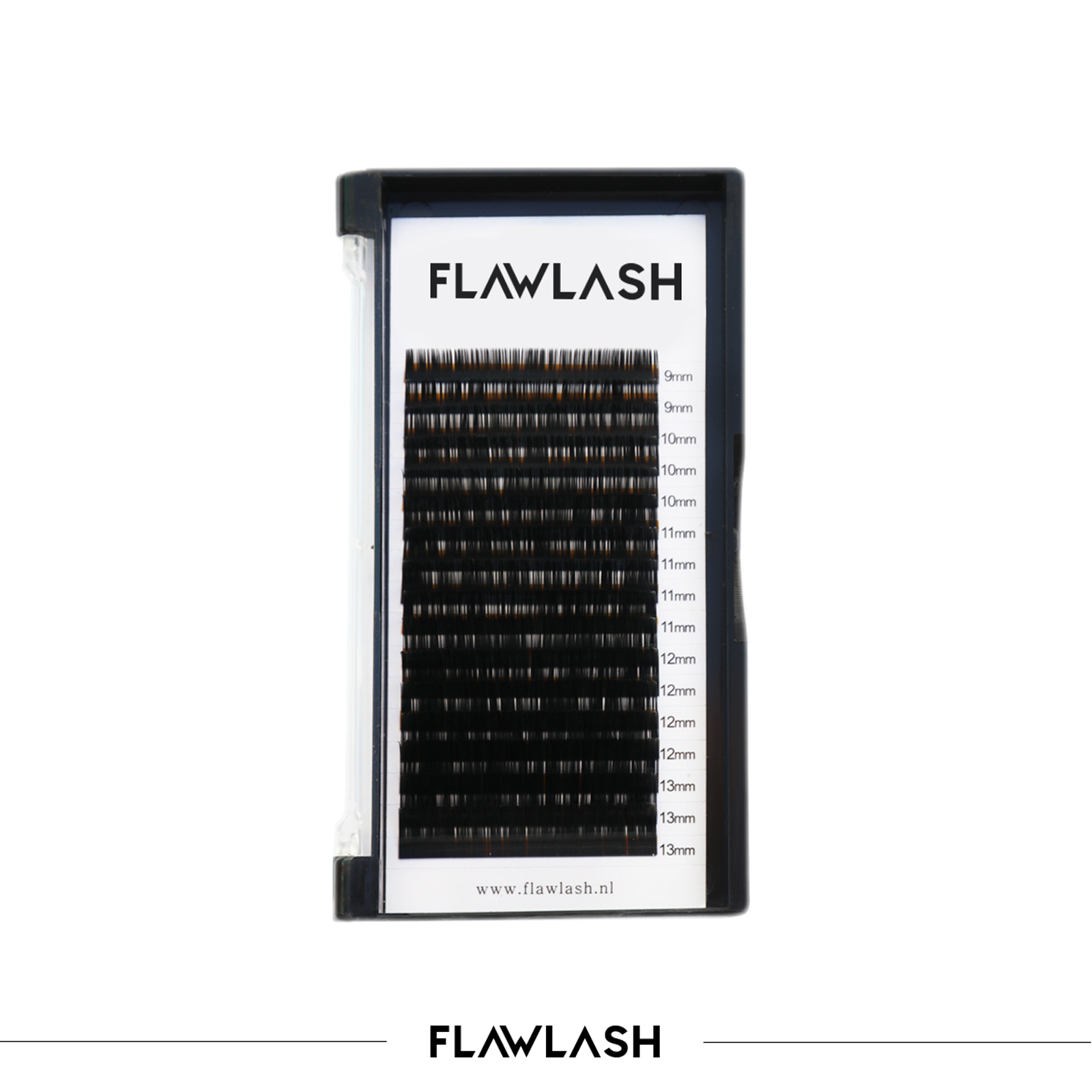 Flawlash wimperextensions | Silk Lashes